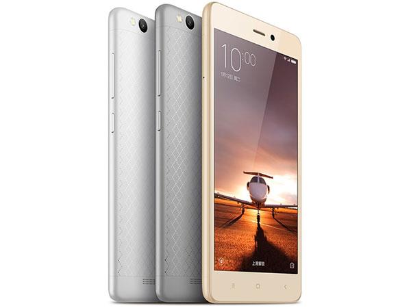 Xiaomi Redmi 3 características y opiniones