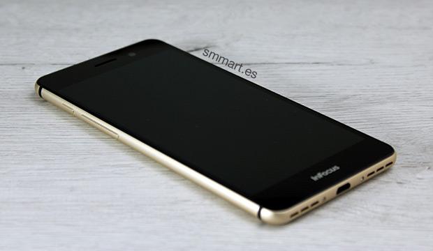 InFocus M560 color dorado comprar