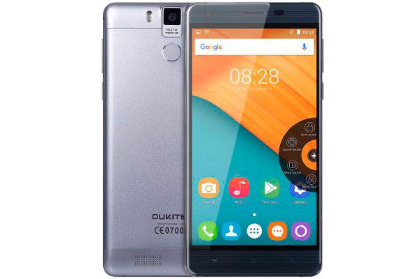 Oukitel K6000 Pro características y precio