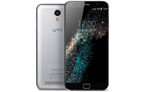 UMI Touch X características y precio