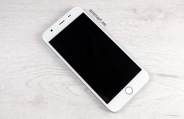 Fotos Blackview Ultra Plus replica del iPhone 6s Plus