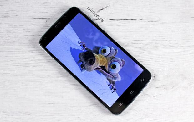 Doogee T6 Pro pantalla IPS HD
