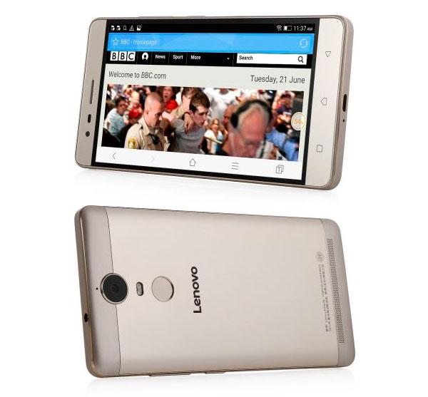 Lenovo K5 Note opiniones y especificaciones