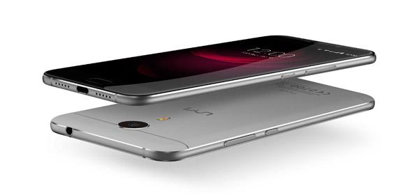 UMI Plus diseño metálico Premium