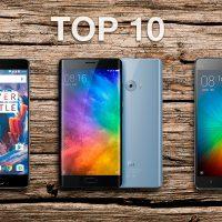 Top 10 Móviles Chinos mejores que el iPhone