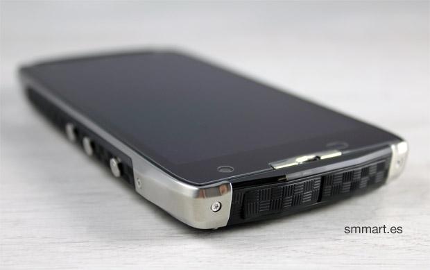 Carcasa de protección Doogee T5 Lite