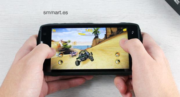 Rendimiento y Potencia Doogee T5 Lite en juegos y vídeos HD