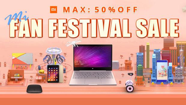Promoción de productos Xiaomi 2018
