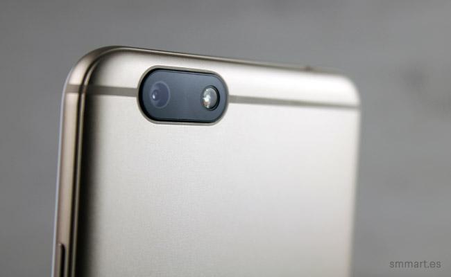 UMIDIGI C Note cámara Samsung 13 megapíxeles
