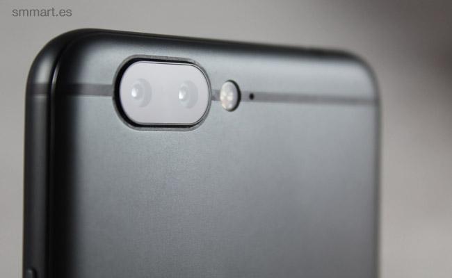 UMIDIGI Z Pro dos cámaras Sony IMX258