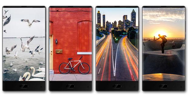 Maze Alpha Smartphone sin marcos