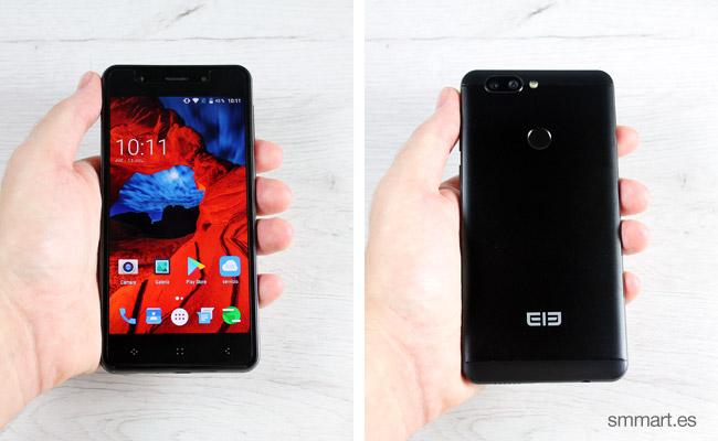 Elephone P8 Mini características y análisis