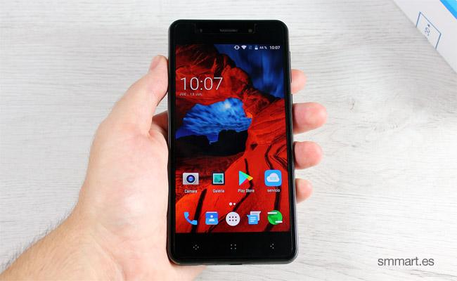 Elephone P8 Mini review con opiniones y características