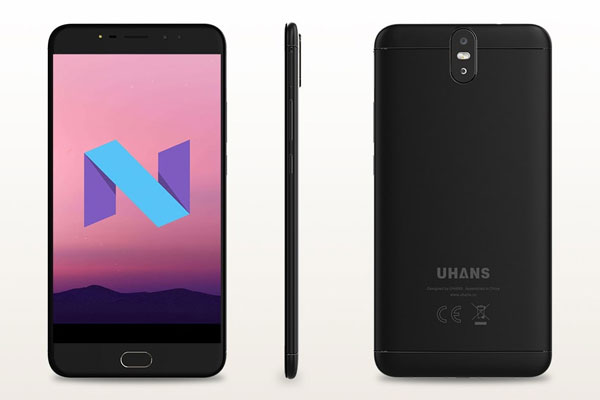 UHANS Max 2 Android 7 2017