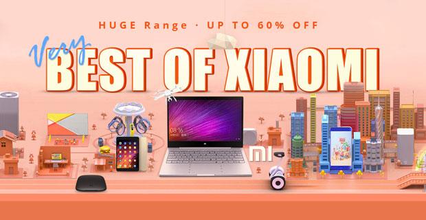 Los productos Xiaomi más vendidos del año