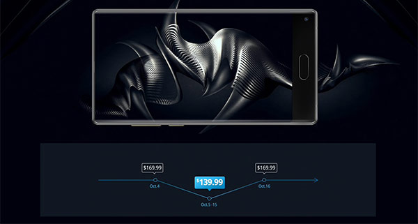 Ulefone Mix comprar al precio más barato
