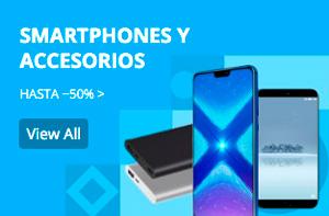 11.11 Aliexpres en smartphones y accesorios