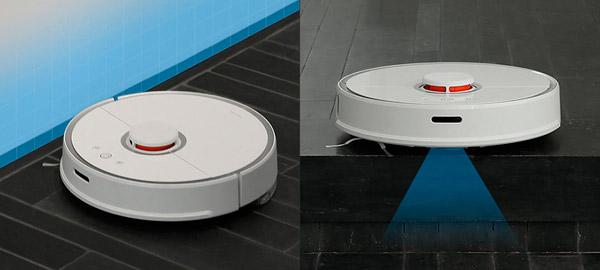Nuevo robot aspirador de Xiaomi tiop Roomba