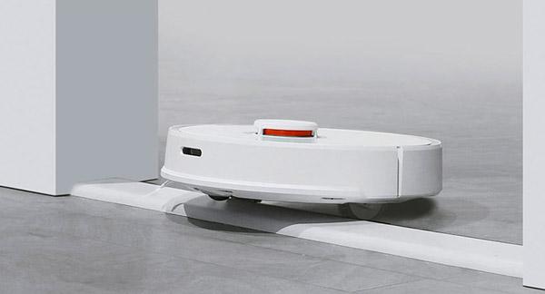 Xiaomi Mi Robot Vacuum 2 subiendo obstáculos