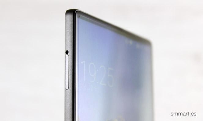 Elephone S8 bandejas tarjetas Dual SIM