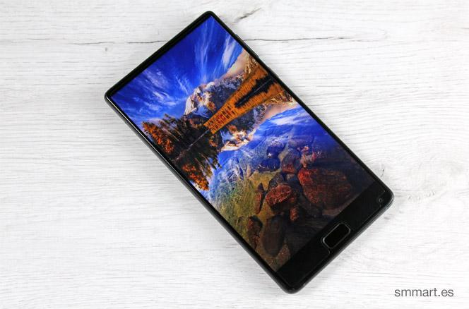 Elephone S8 pantalla 2k