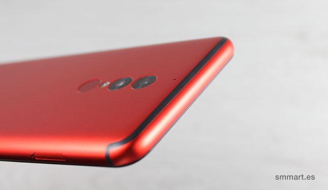UMIDIGI S2 Lite diseño y materiales Premium
