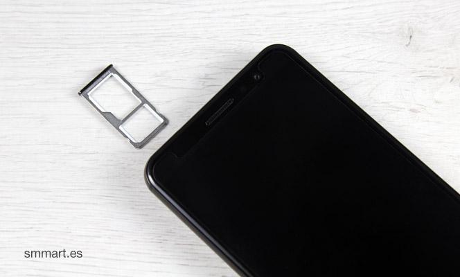 UMIDIGI A1 Pro Dual SIM y Tarjeta microSD