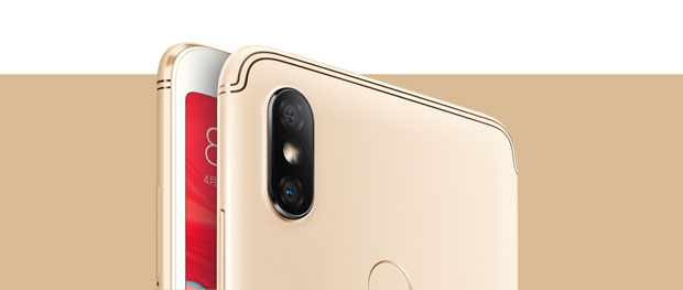Xiaomi Redmi S2 cámara doble Sony