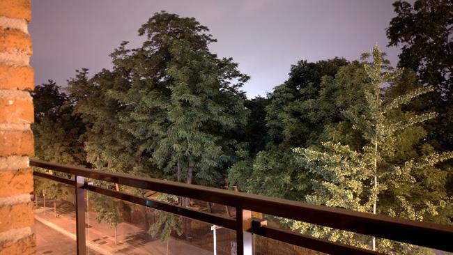 Asus Zenfone 5 fotos de noche