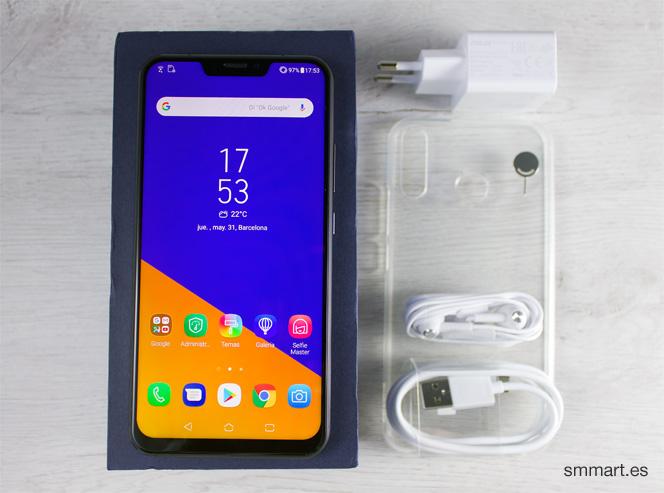 Asus ZenFone 5 Unboxing y comprar barato
