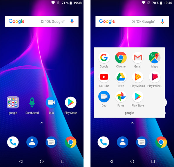 Cubot Power Android 8 Oreo