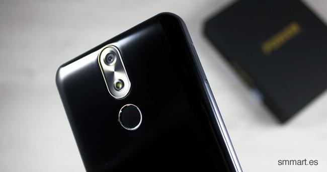 Cubot Power cámara Samsung 20 megapíxeles