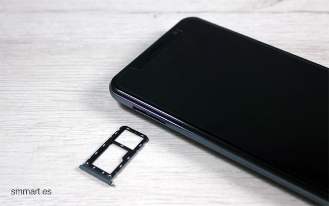 Cubot Power Dual SIM tarjeta microSD
