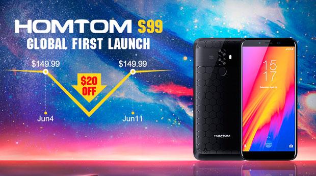 HomTom S99 dónde comprar a precio barato