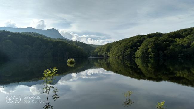 Lenovo S5 cámara fotos a paisajes