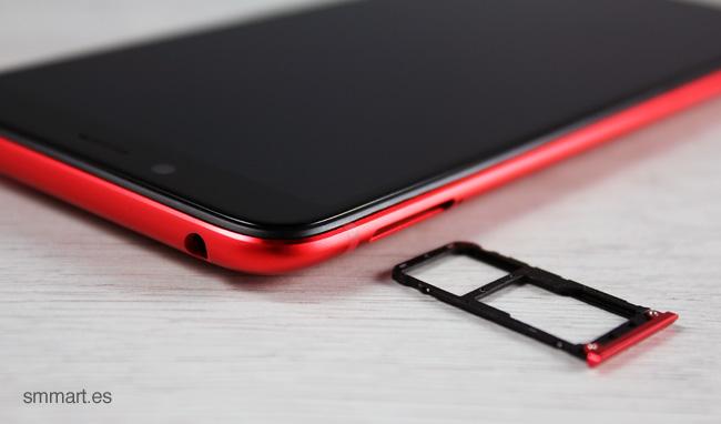 Lenovo S5 Dual SIM y Jack 3.5