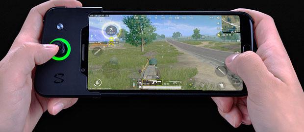 Dock Game para el Xiaomi Black Shark Global