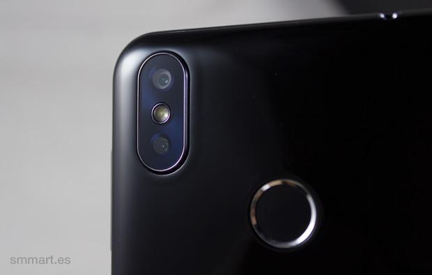 Cubot P20 cámara dual Samsung