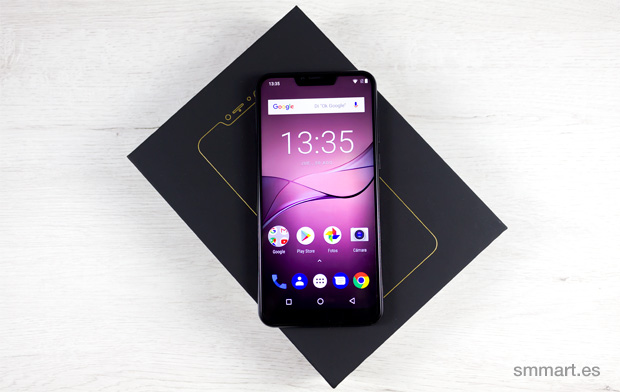 Cubot P20 opiniones y review