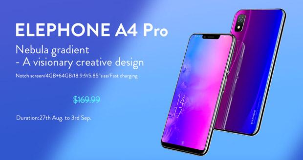 Elephone A4 Pro dónde comprar a buen precio