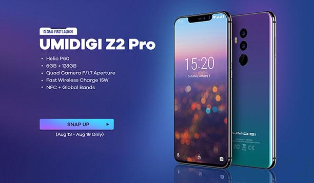 UMIDIGI Z2 Pro dónde comprar a buen precio