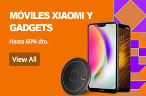 11.11 Aliexpress en móviles Xiaomi y Gadgets