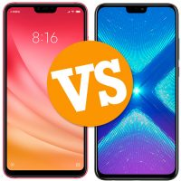 Comparativa Xiaomi Mi 8 Lite vs Honor 8X