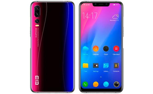 Elephone A5 características y opiniones