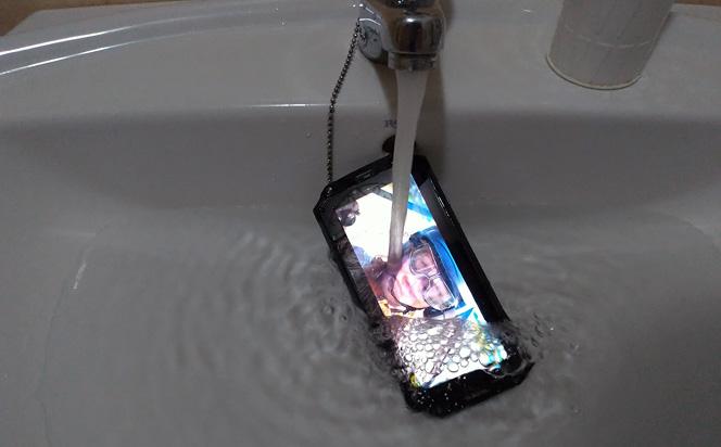 Oukitel WP2 IP68 resistente al agua