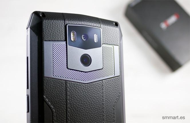 Ulefone Power 5 cámara Sony IMX230 de 21 megapíxeles