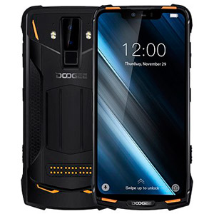 Mejores moviles todoterreno Doogee S90 IP68