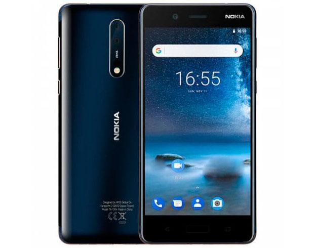 Nokia 8 características y oferta