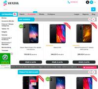 Opiniones Vayava comprar móviles chinos España