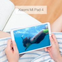 Xiaomi Mi Pad 4 oferta con cupón descuento